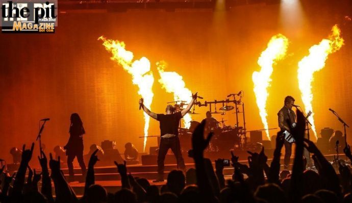 Disturbed – Lincoln NE – 1.22.19