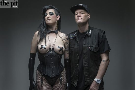 """HOT PINK SATAN Release Official Music Video for """"Breathe"""" – NSFW"""