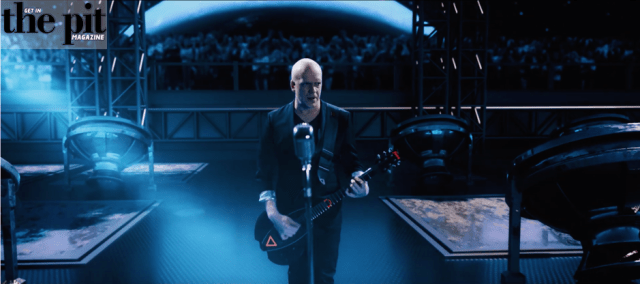 "DEVIN TOWNSEND LAUNCHES VIDEO FOR ""SPIRITS WILL COLLIDE"""