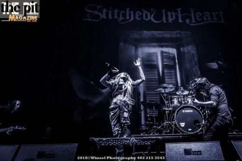 Stitched Up Heart – Omaha NE – 4.23.19