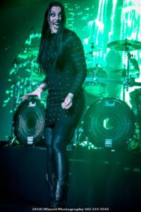 2018, Apr 4-Nightwish-Sokol Auditorium-Winsel Photography-1242