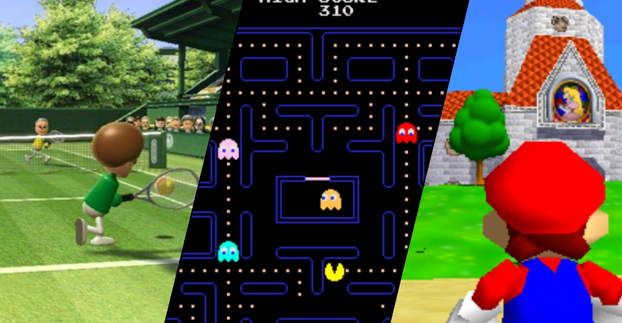 """Top 10 Games That """"Leveled Up"""" The Industry"""