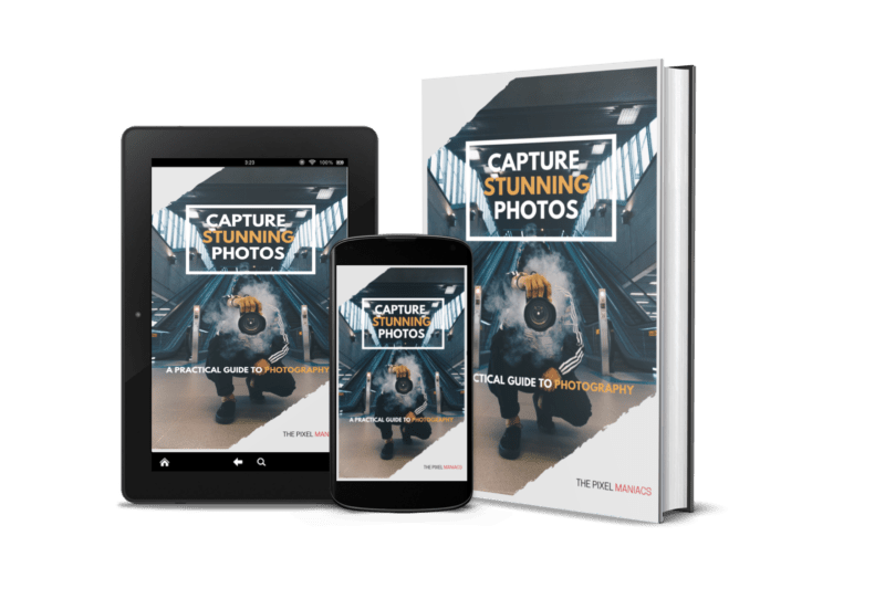 get into photography Capture Stunning photos