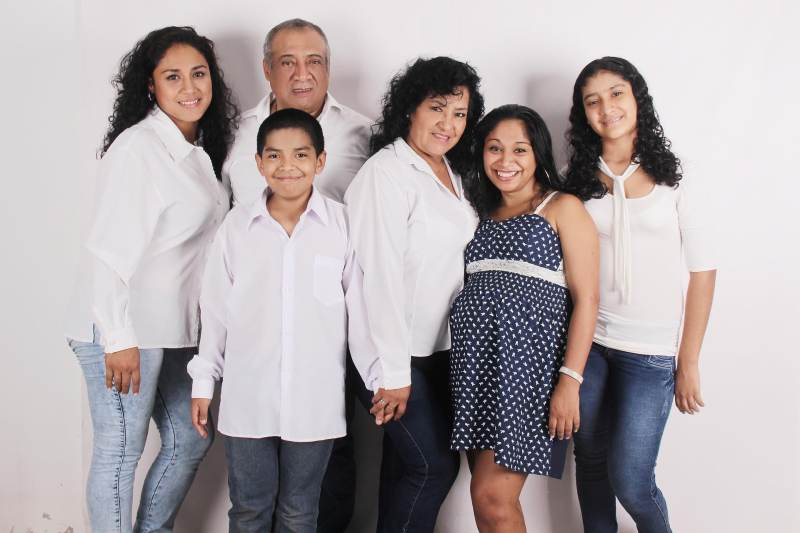 How to take perfect family portraits