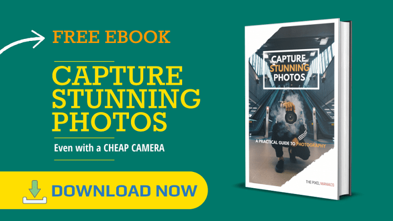how to capture stunning photos even with a cheap camera