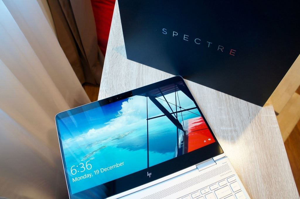 best laptop for artists and photographers Hp Spectre