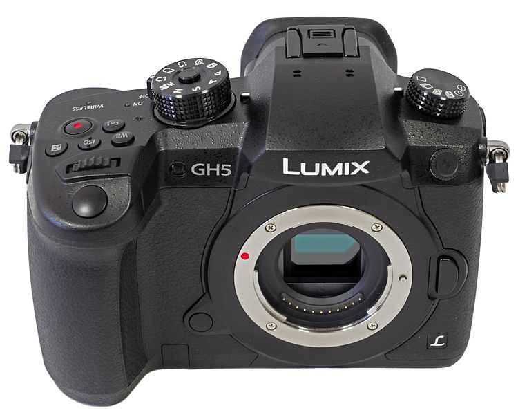 Panasonic Lumix GH5 Cheap Slo mo Camera