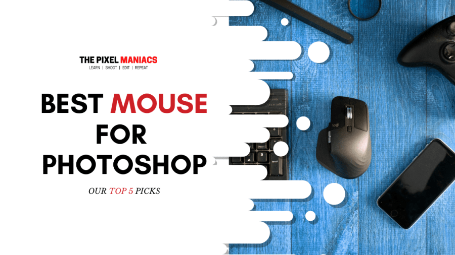 Best Mouse for Photoshop TOp 5