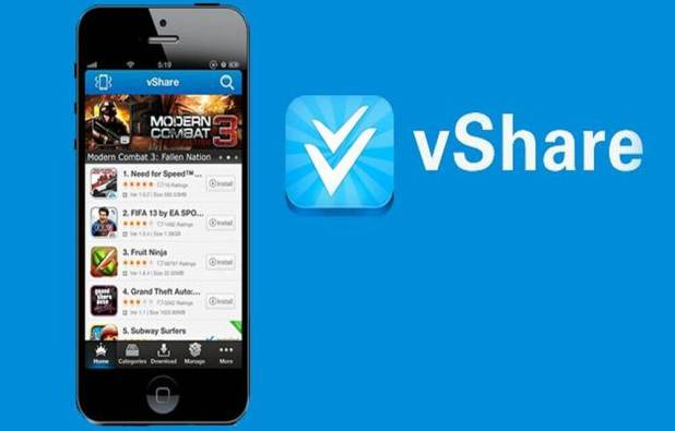 How to Download/Install vShare on iOS Without Jailbreak iPhone ...