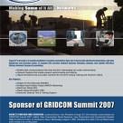 GRIDCOM Summit Ad