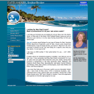 Patti Sadler Real Estate Agent Website