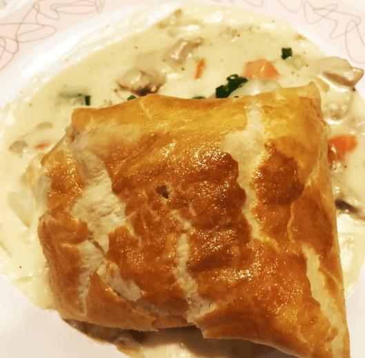 Grandma's Chicken Pot Pie