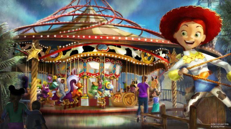 Pixar Pier Brings Major California Adventure Transformation