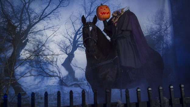 """Return To Sleepy Hollow"" at Disney's Fort Wilderness Resort & Campground Begins September 28"