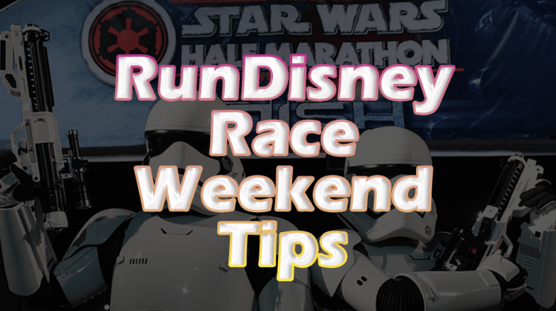 10 Tips to Remember on Race Weekend