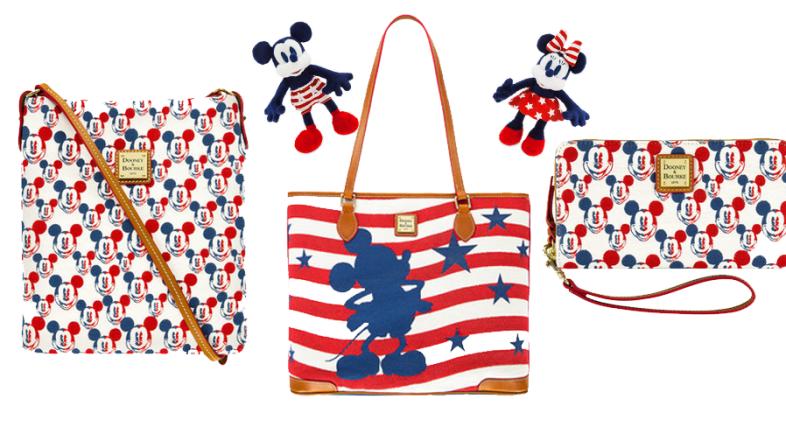 New Retro Americana Disney Dooney and Bourke Released