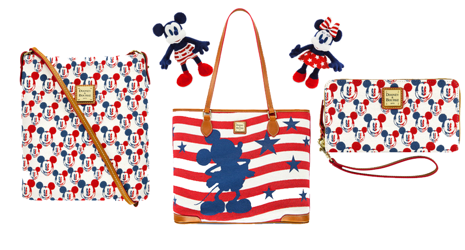 New Retro Americana Disney Dooney and Bourke Released