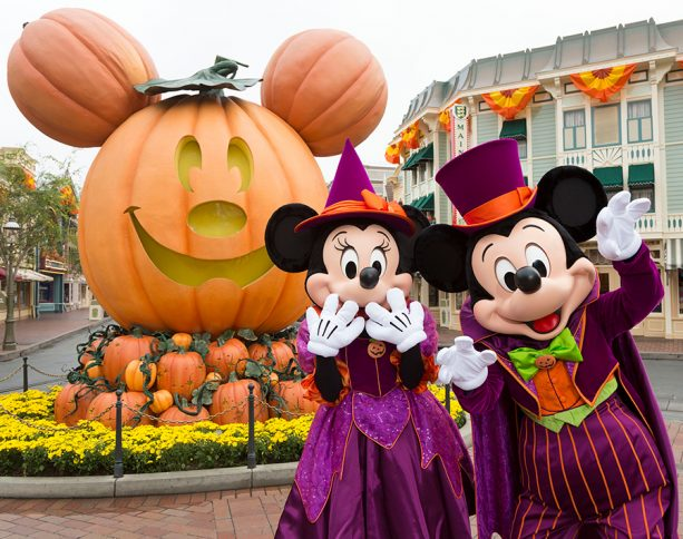 Halloween Parties Return to Disneyland September 7