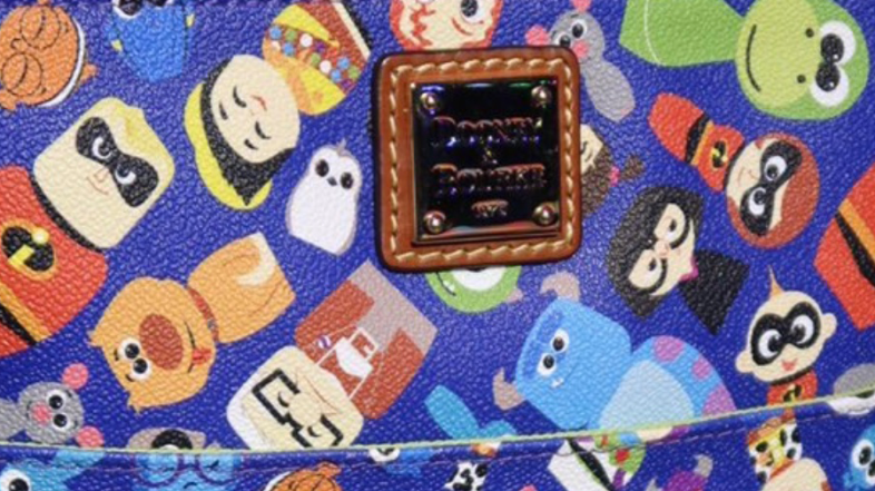 Newest Pixar Themed Disney Dooney and Bourke Releasing Monday