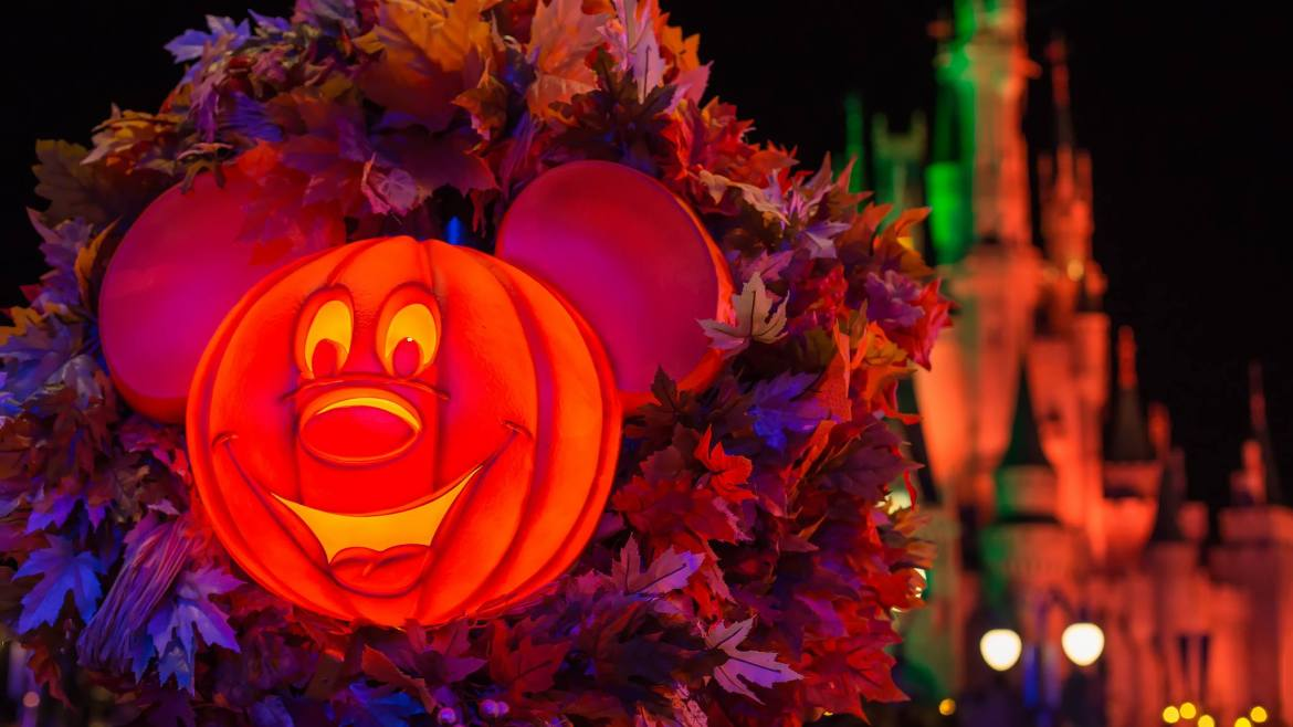 Mickey's Not So Scary Halloween Party Offers NEW Surprises This Year