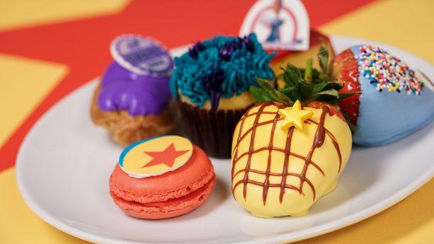 More New Pixar Fest Food Options