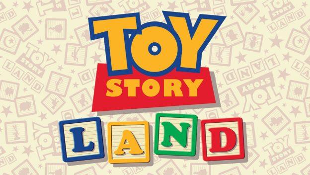 New Toy Story Land Merchandise Revealed