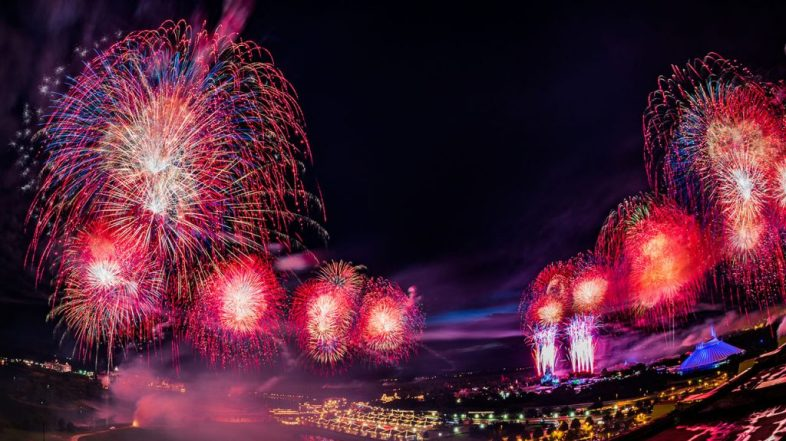 Watch a Live Stream of 4th of July Fireworks from Magic Kingdom