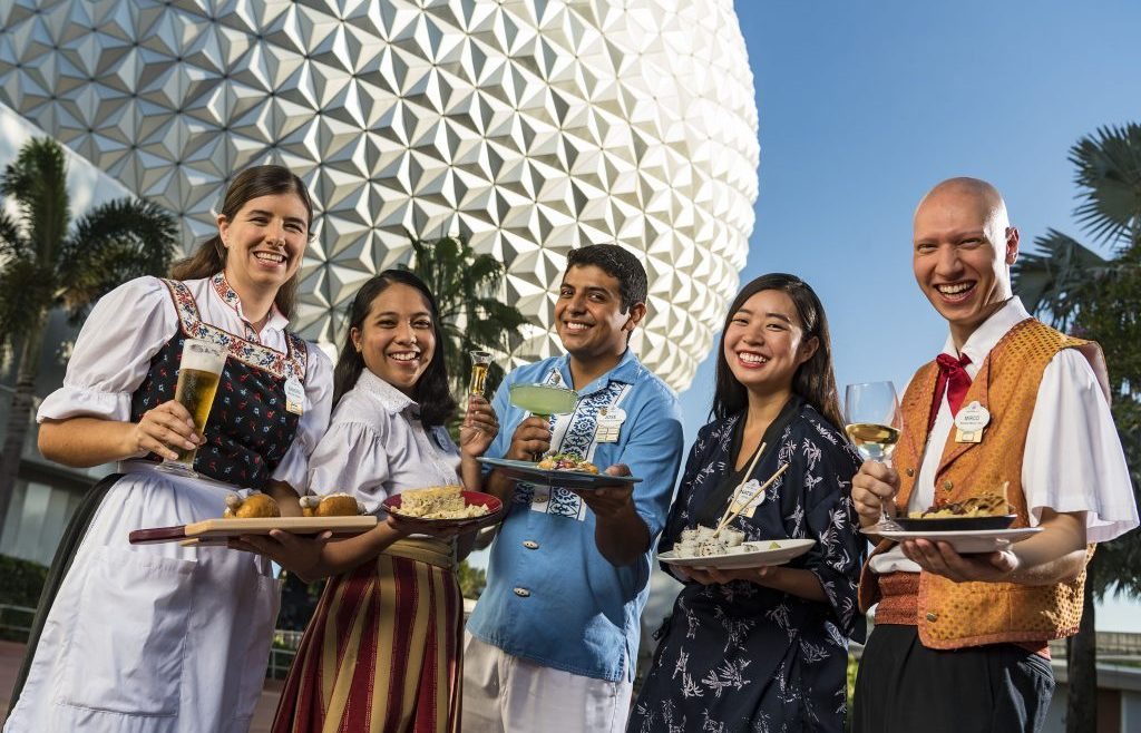 Latest Buzz on the 23rd Epcot Food and Wine Festival