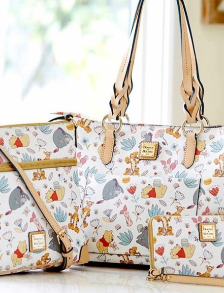 Disney Dooney and Bourke Winnie the Pooh Bags