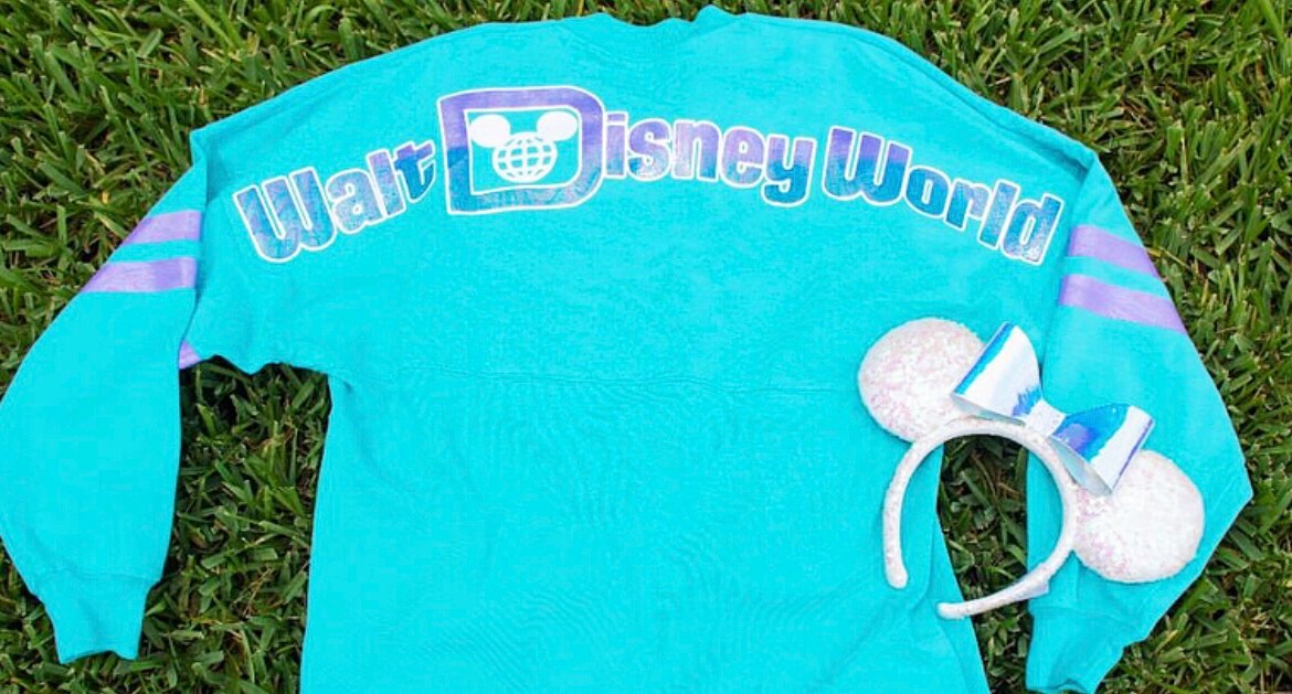 Disney Just Stepped Up Their Spirit Jersey Game