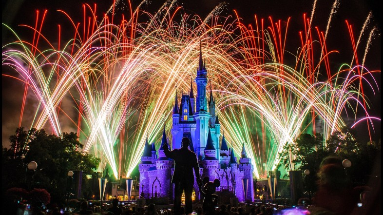 New Year's Eve Party Tickets on Sale NOW for Disney World