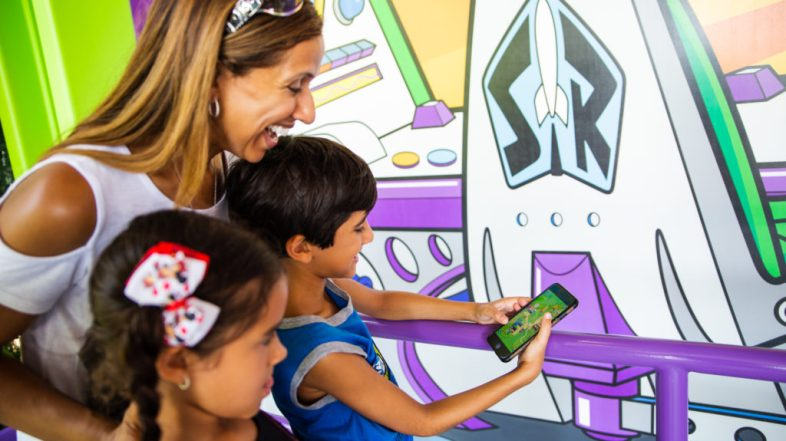 Play Disney Parks Mobile App Makes Waiting in Line Fun