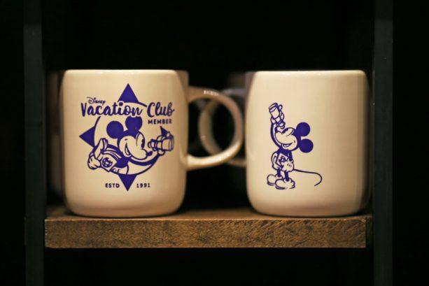 Disney Vacation Club Mugs
