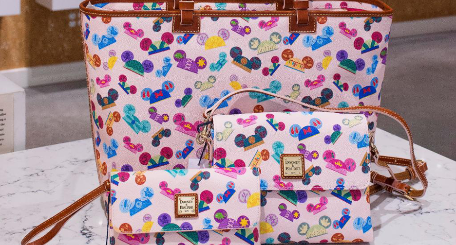 Disney Launches New Dooney and Bourke Collection Featuring Princess Ears