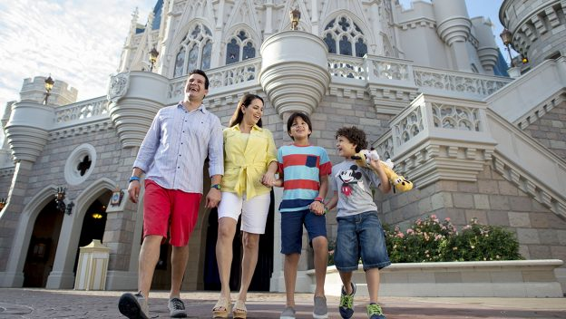Walt Disney World Introduces Date Based Tickets