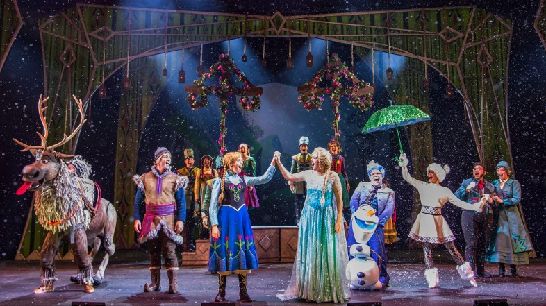 Your Guide to Disney Cruise Line Musical Spectaculars