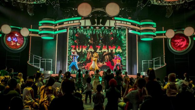 All New Disney Junior Dance Party Coming in December