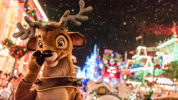 5 Things You Must Do At Mickey's Very Merry Christmas Party