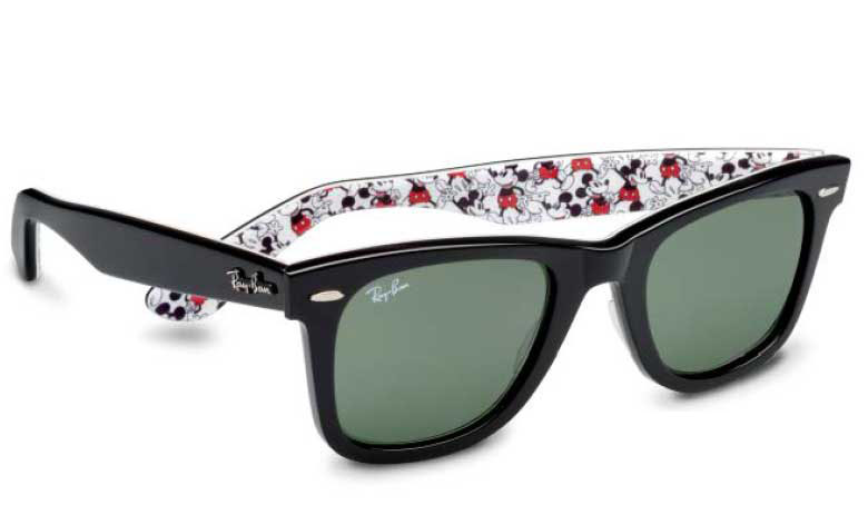 Mickeys 90th Birthday RayBan Sunglasses