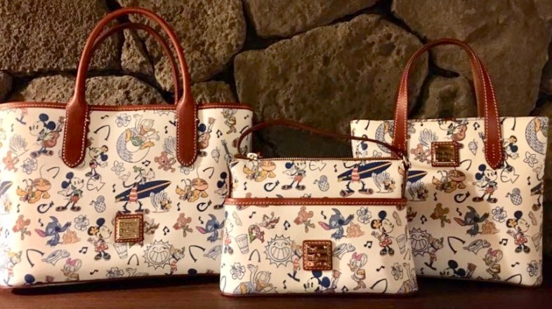 A New Disney Dooney and Bourke with a Taste of Island Life from Aulani