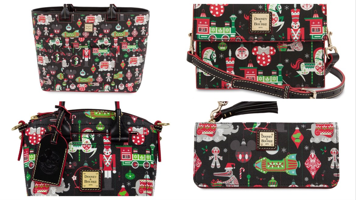 Disney Christmas Dooney and Bourke Has Arrived