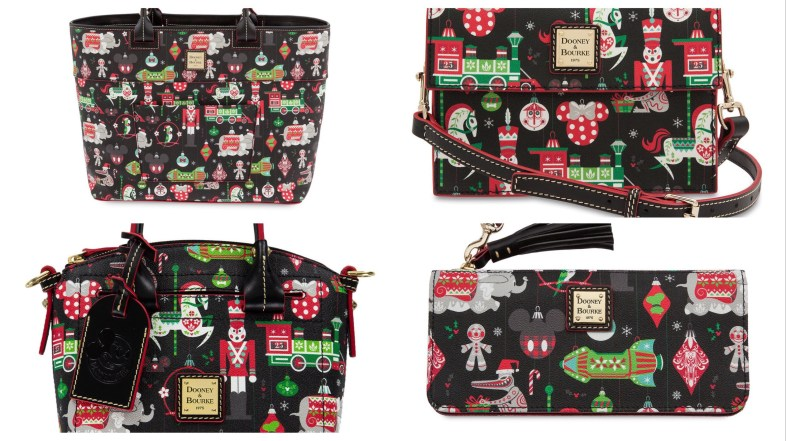 Disney Christmas Dooney and Bourke is a Sell Out Online