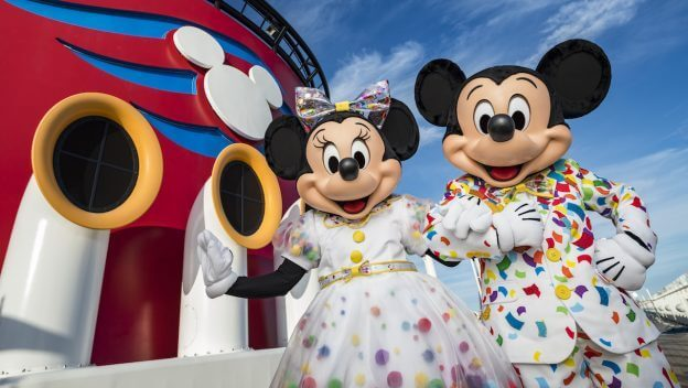 5 Ways to Celebrate with Mickey Mouse in 2019