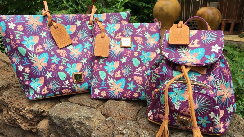 New Dooney and Bourke Hits the Shelves in Hawaii at Aulani