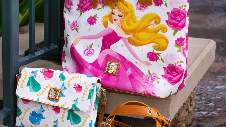 New Sleeping Beauty Dooney and Bourke Coming Soon