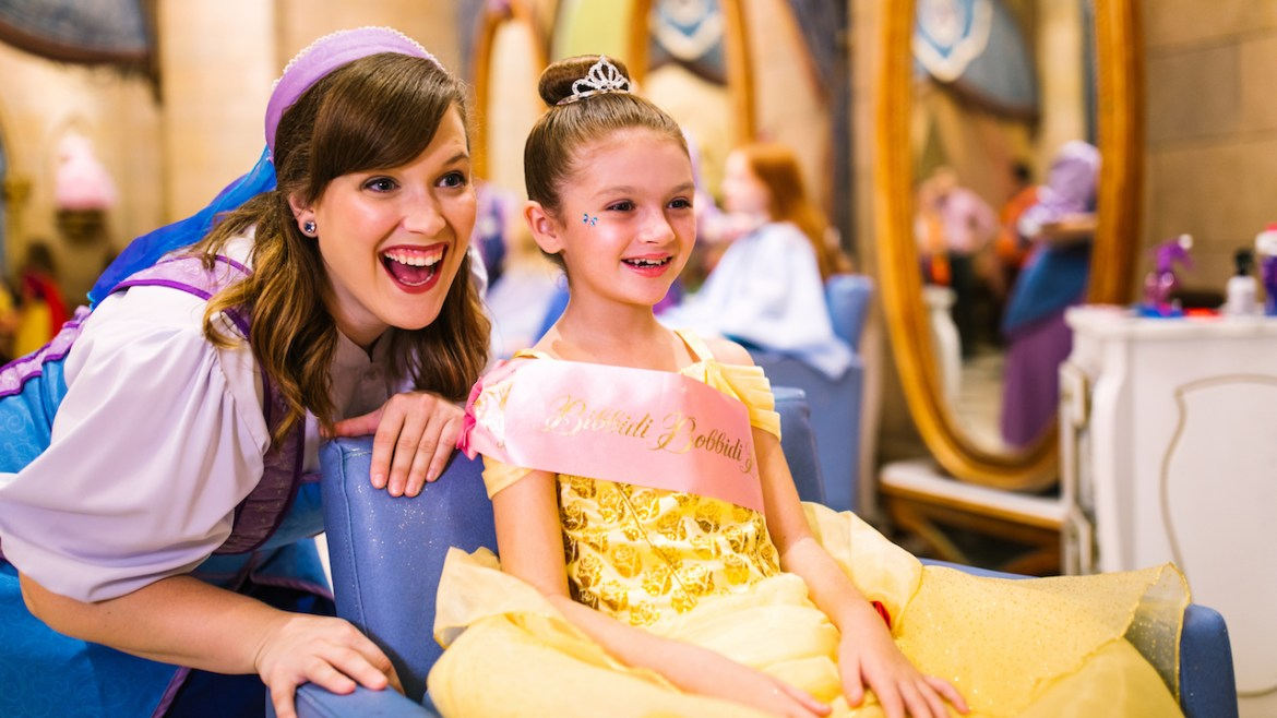 Bibbidi Bobbidi Boutique is Expanding at Walt Disney World Resort with New Location