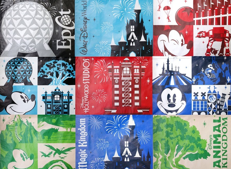 First Look at All of the New Reusable Park Bags