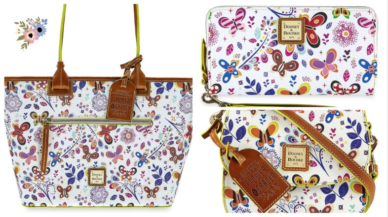 The New Flower and Garden Dooney and Bourke Blooms into Stores