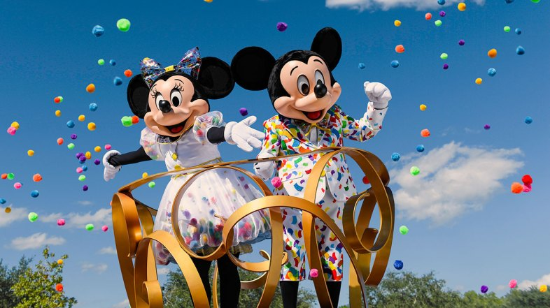Enter to win a FREE Trip to Walt Disney World from shopDisney