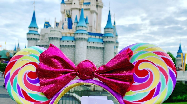 Disney's New Lollipop Ears are Sweeter Than Ever
